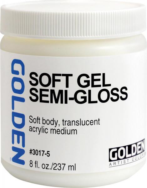 Soft Gel | Golden Gels & Molding Pastes