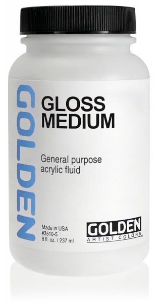 Golden Gloss Medium