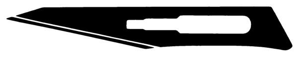 Martor Blad för Grafix Scalpell