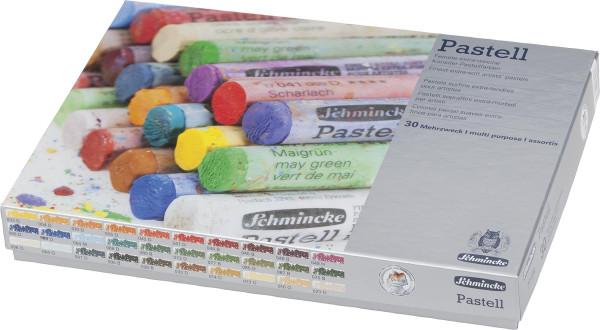 Schmincke Künstler-Pastellfarben-Set   Kartonetui