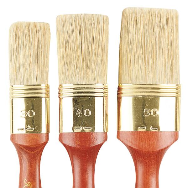 Boesnertest Serie 8720 oval pensel