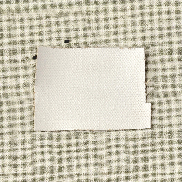 Professional Grunderad duk i rent linne, ca. 540 g/m²