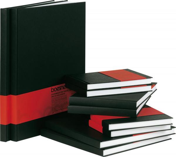 boesner Teckningsbok för tusch, bläck och märkpenna