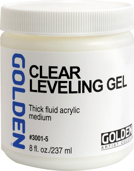 Golden Clear Leveling Gel
