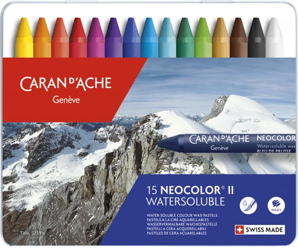 Caran d'Ache Neocolor II® Watersoluble-Set