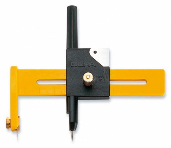 Olfa CMP-1 Compass-Kreiscutter
