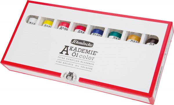 Schmincke – Akademie Öl Color Grundsortiment