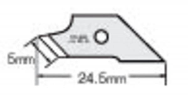 COB-1 Klinge, 15 Stück   Olfa CMP-1 Compass-Kreiscutter